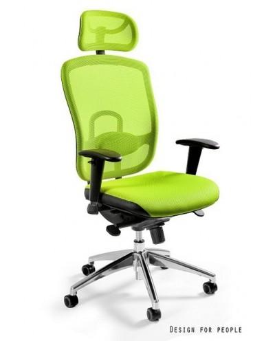Vip - krzesło biurowe - zielone