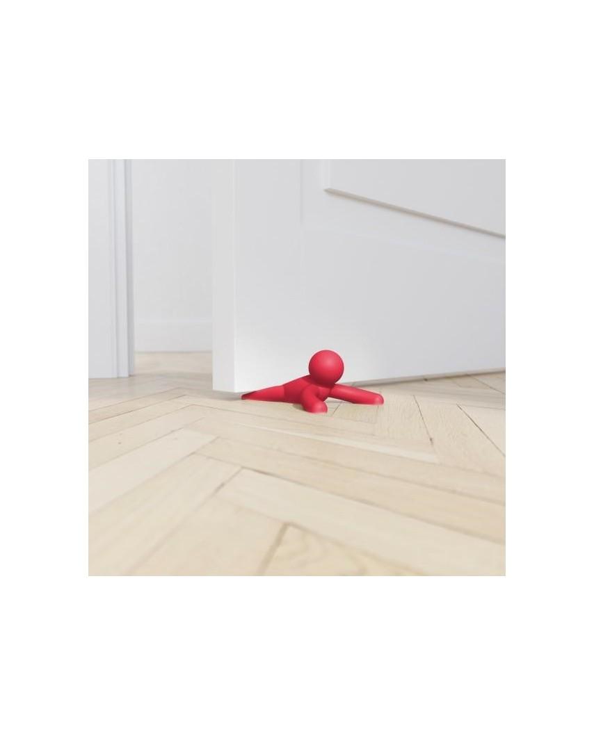 Stoper do drzwi czerwony BUDDY