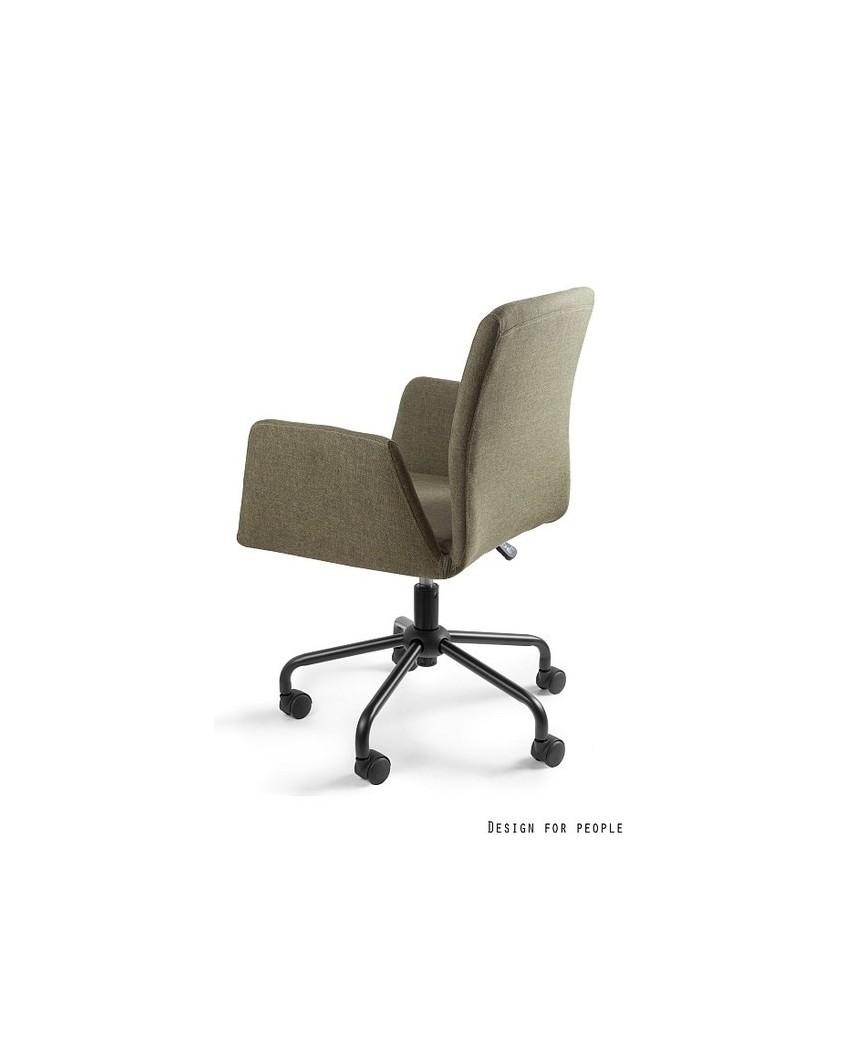 Bravo - fotel biurowy - zielony