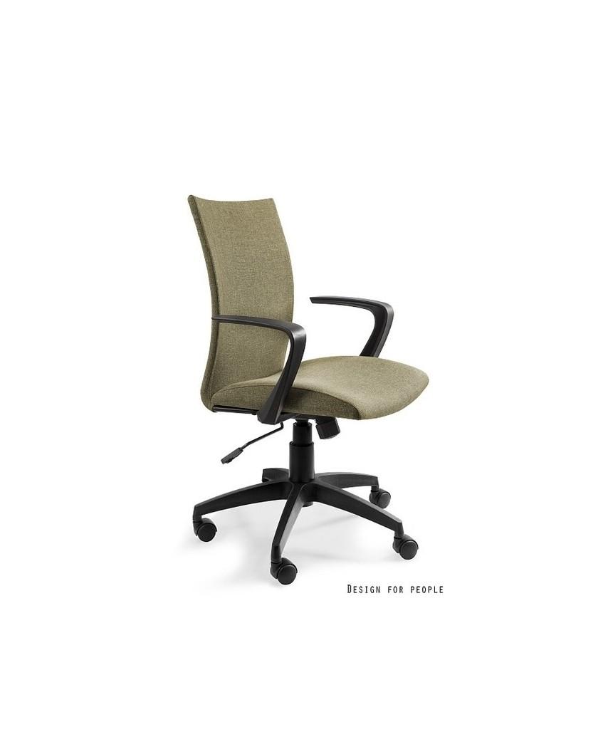 Millo - fotel biurowy - zielony