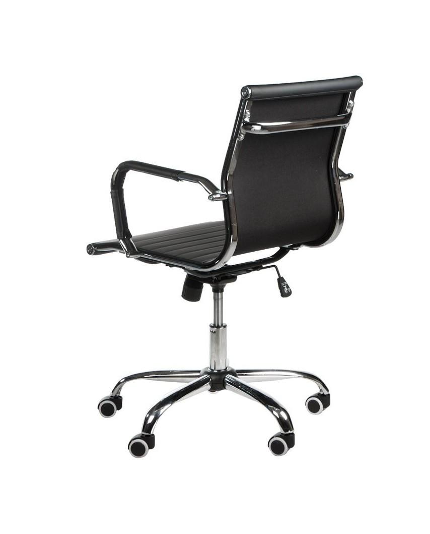 Fotel biurowy CorpoComfort BX-5855 Czarny