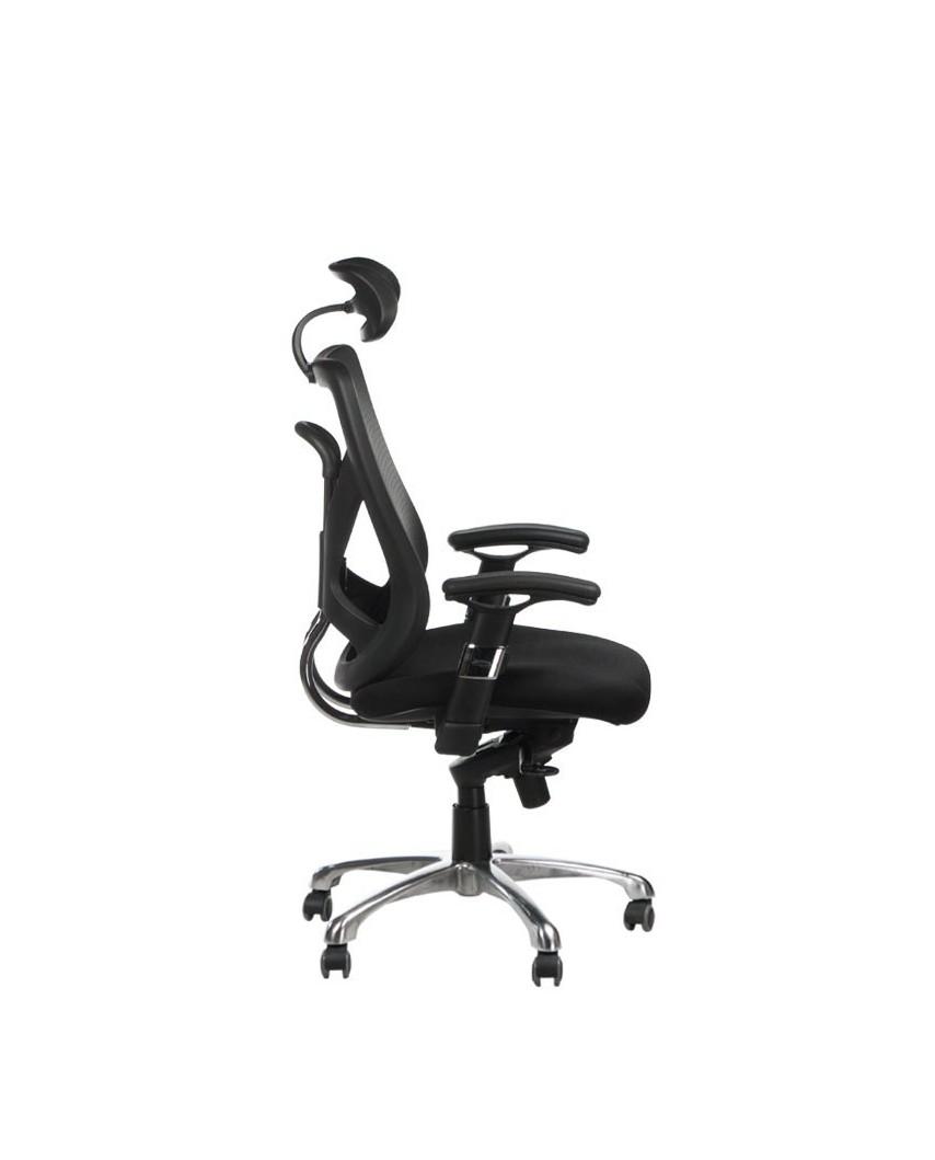 Fotel ergonomiczny CorpoComfort BX-W4310 Czarny