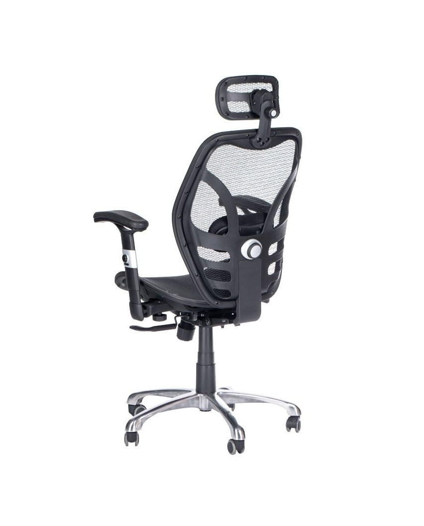 Fotel ergonomiczny CorpoComfort BX-4036 Czarny