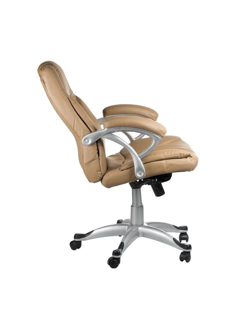 Fotel ergonomiczny CorpoComfort BX-5786 Kremowy