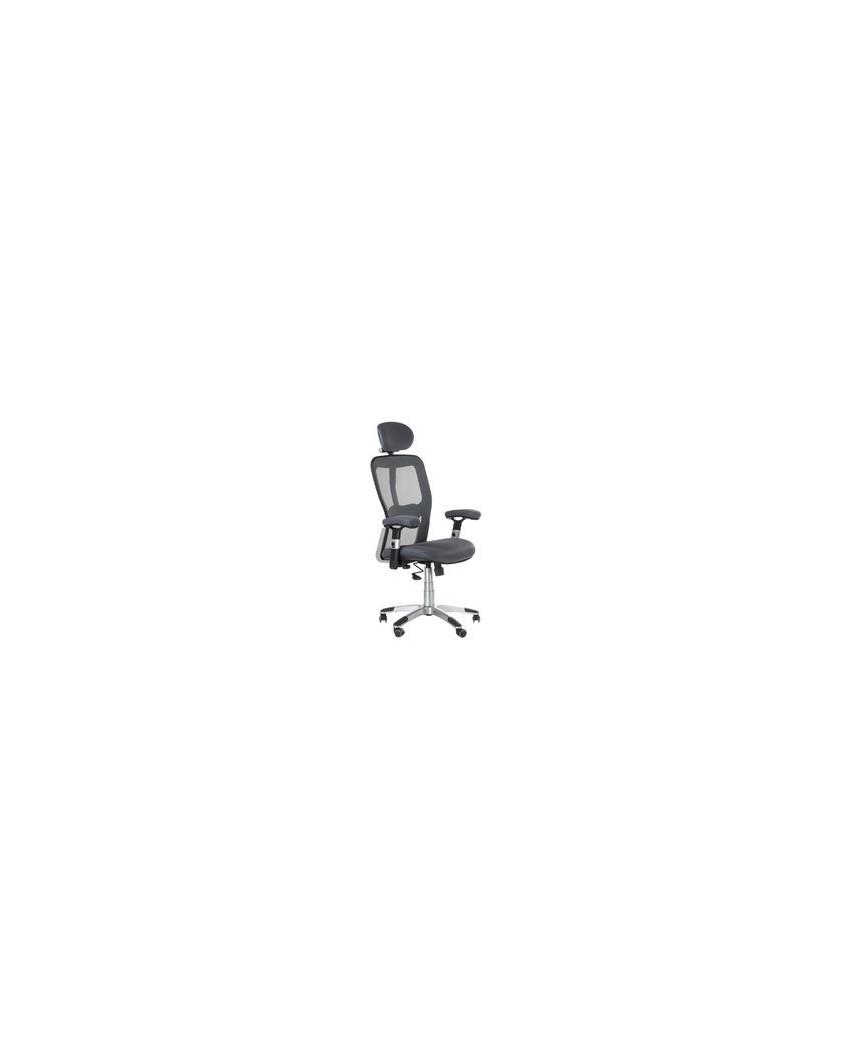 Fotel ergonomiczny CorpoComfort BX-4147 Szary