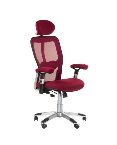 Fotel ergonomiczny CorpoComfort BX-4147 Czerwony
