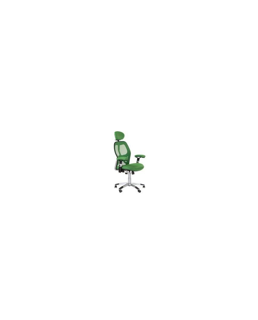 Fotel ergonomiczny CorpoComfort BX-4144 Zielony