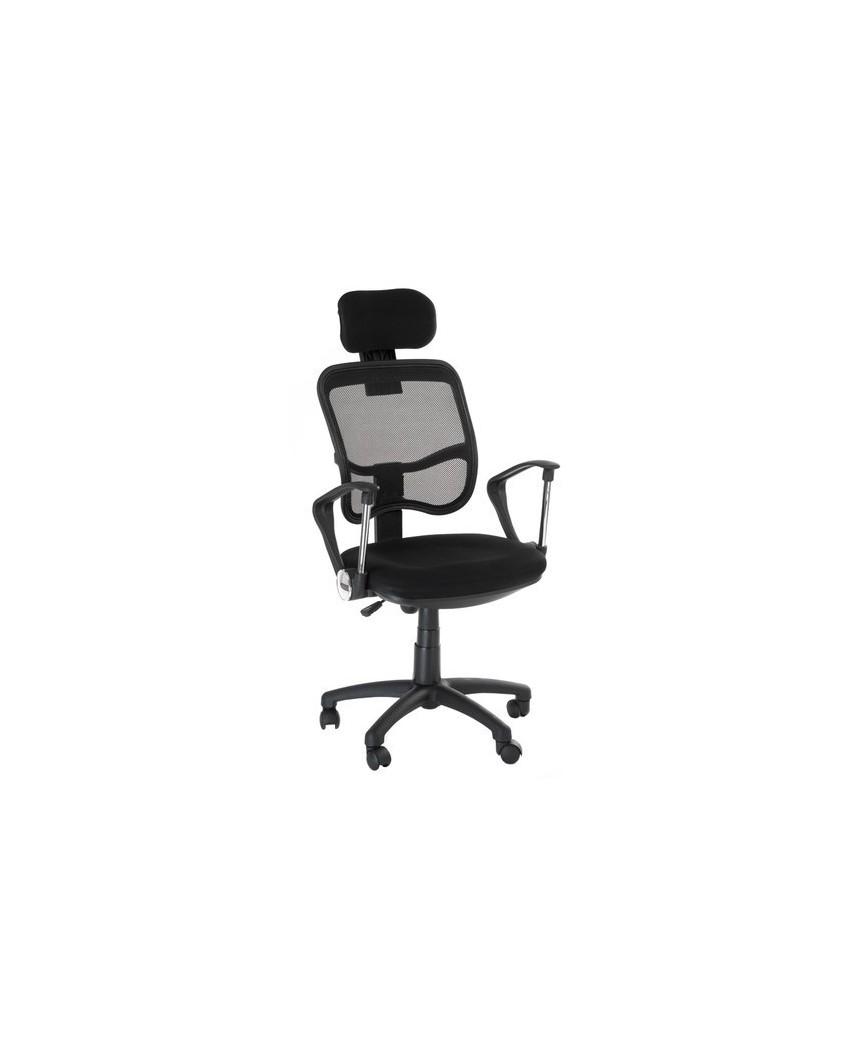 Fotel ergonomiczny CorpoComfort BX-4072 Czarny