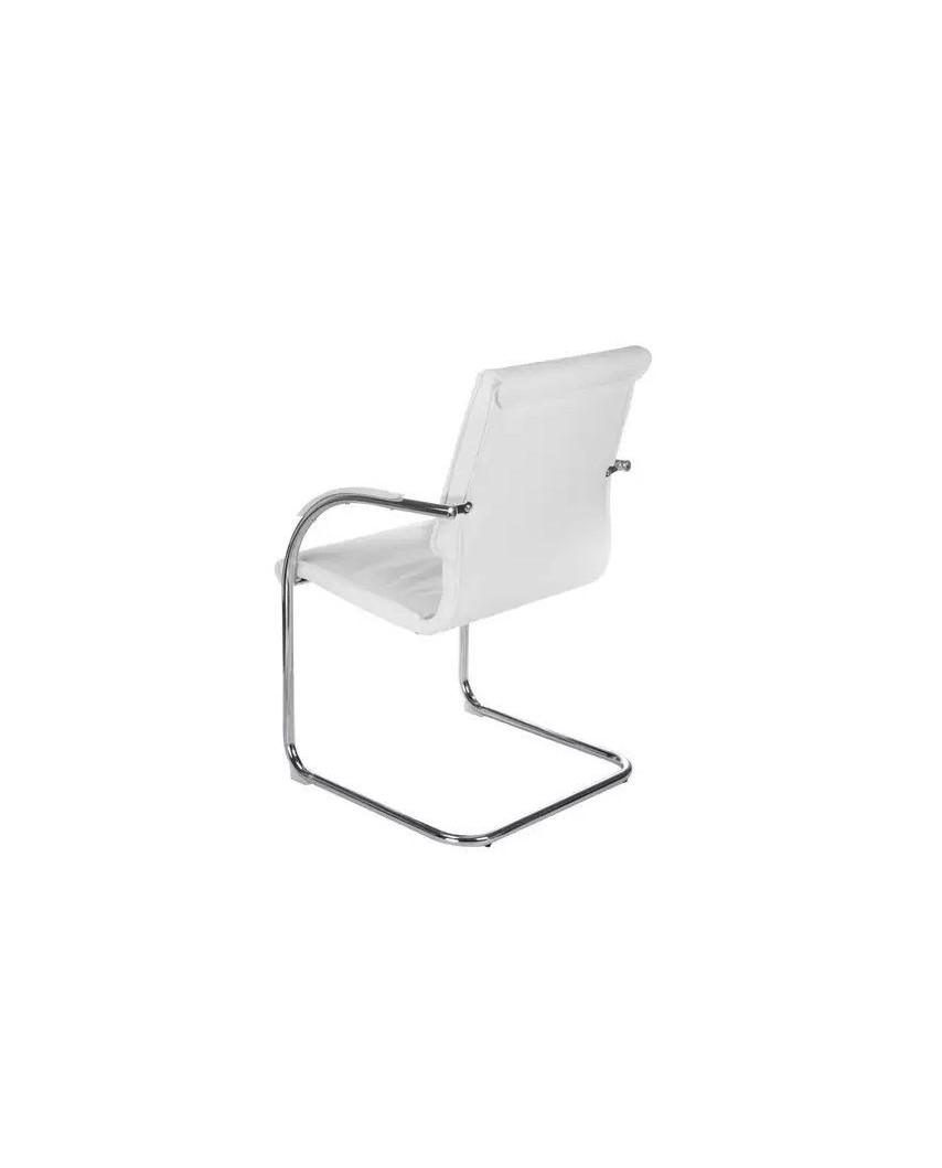 Fotel konferencyjny CorpoComfort BX-SH013 Biały