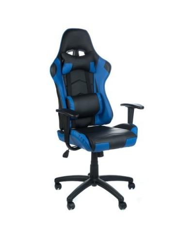 Fotel biurowy RACER CorpoComfort BX-3700 Niebieski