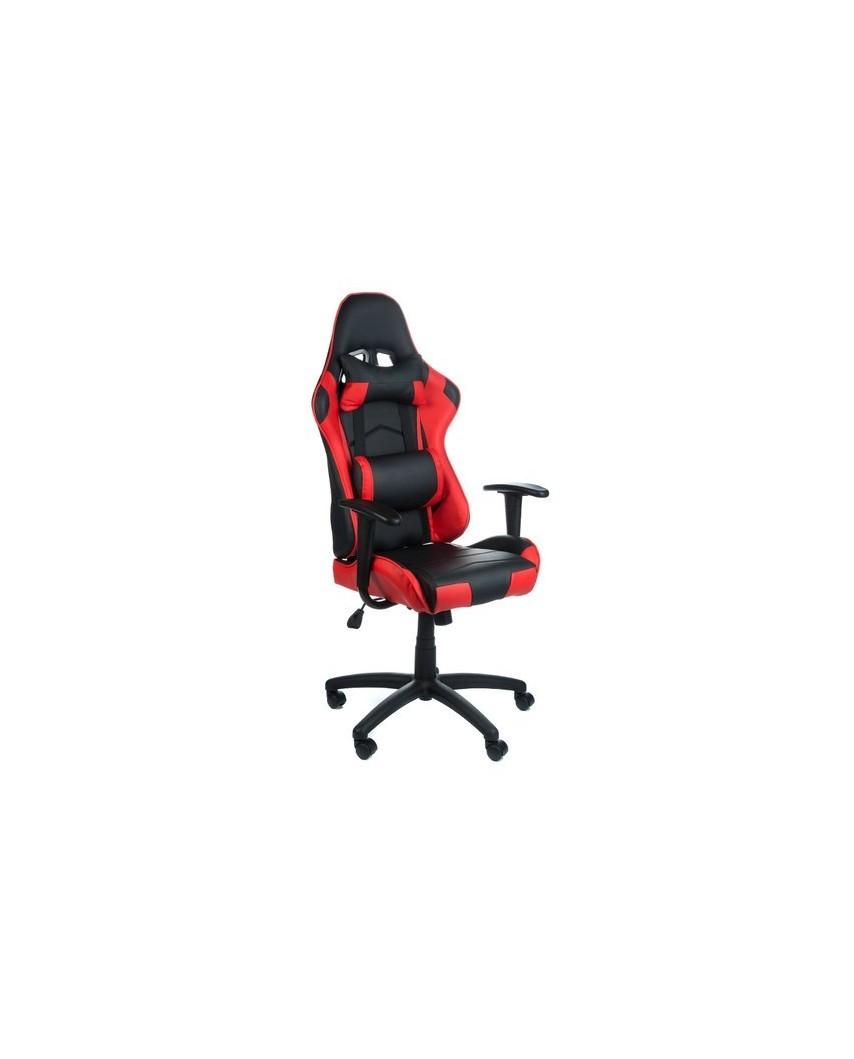 Fotel biurowy RACER CorpoComfort BX-3700 Czerwony