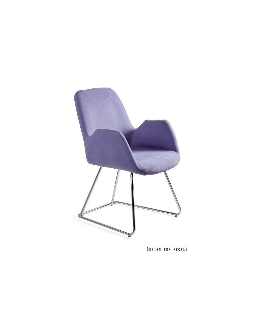 City - fotel niebieski