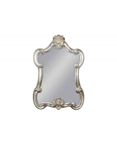Lustro wiszące Venice 61x90 srebrny