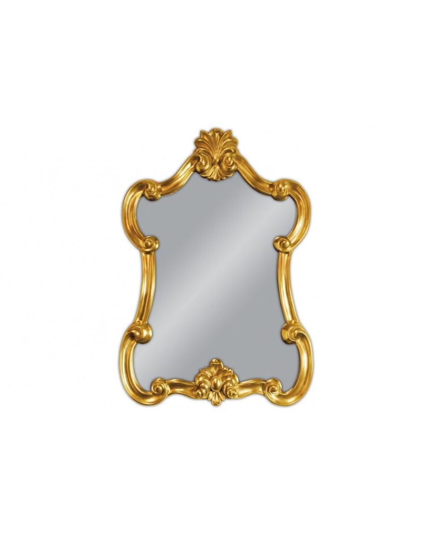 Lustro wiszące Venice 79x113 złoty