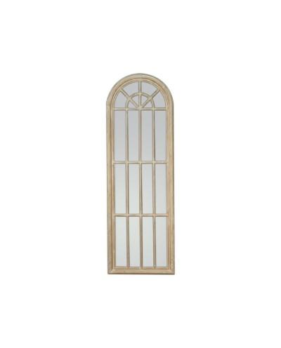 Lustro wiszące Window 60x180 kremowy
