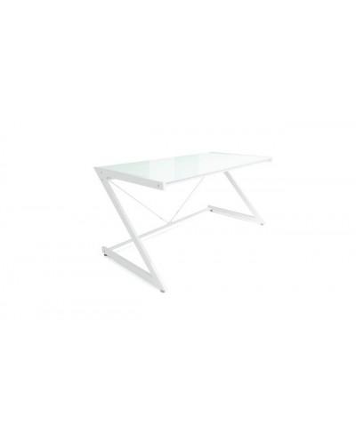 DD Z-Line Main Desk White/White - biurko