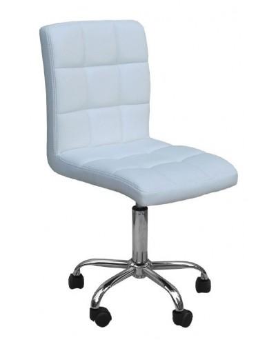 Kris- krzesło kosmetyczne białe