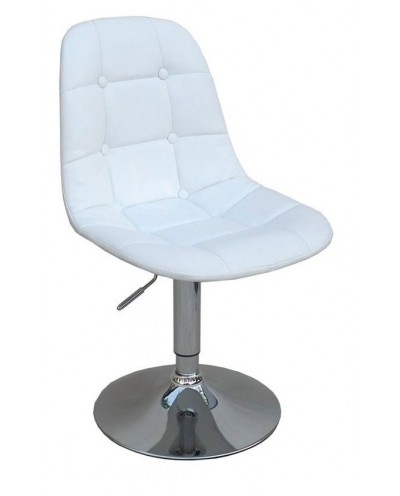Pak - Krzesło kosmetyczne białe