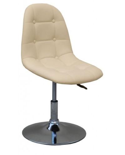 Pak - Krzesło kosmetyczne kremowe