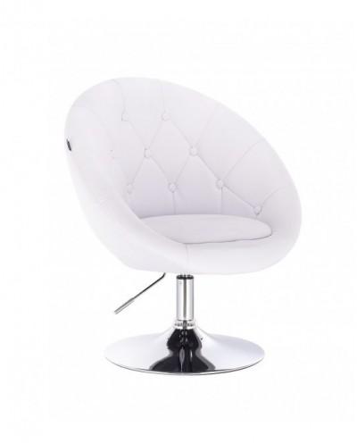 BOL - krzesło kosmetyczne biale