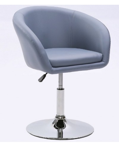 BART- Fotel fryzjerski szary