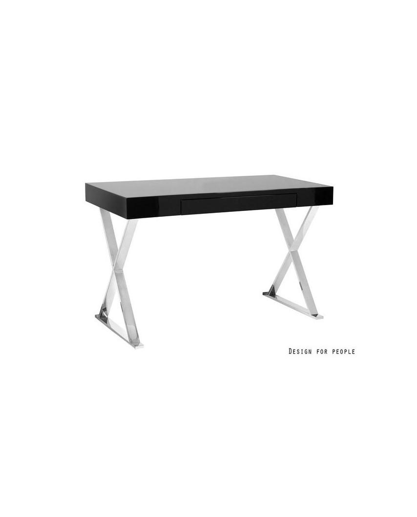Zefir czarne - biurko