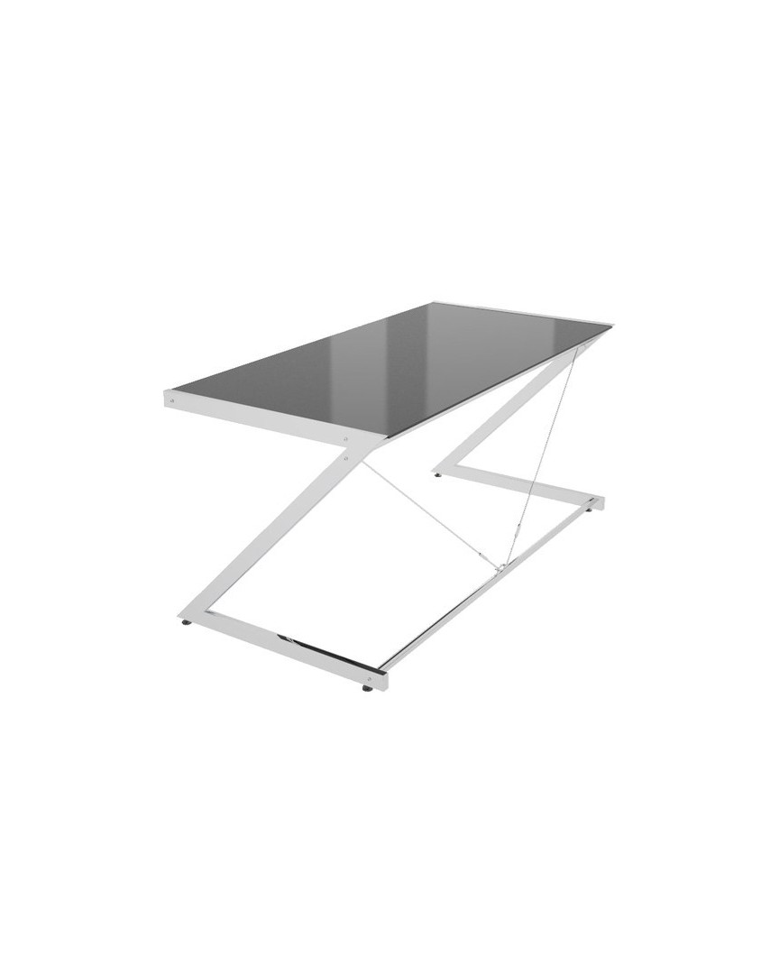 Z-Line - Chrom - Main Desk Black