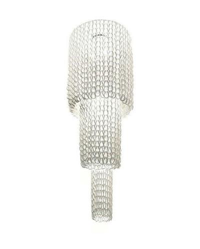 Lampa wisząca CLP-S6 - szkło. stal węglowa
