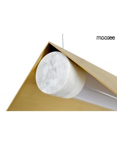 MOOSEE lampa wisząca PICCO M - złota