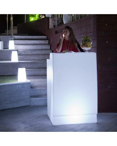NEW GARDEN barek SICILIA 75 C biały - LED