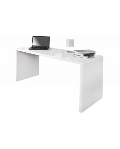 INVICTA biurko FAST TRADE 160 cm białe - płyta MDF
