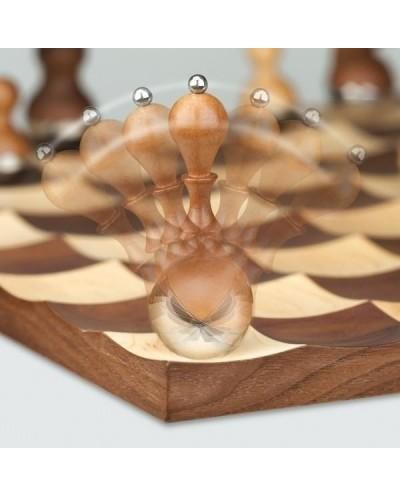 UMBRA szachy WOBBLE - orzech