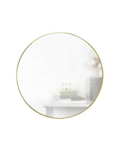 UMBRA lustro HUBBA 34 - mosiądz