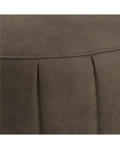 ACTONA pufa DORIA - jasnobrązowy