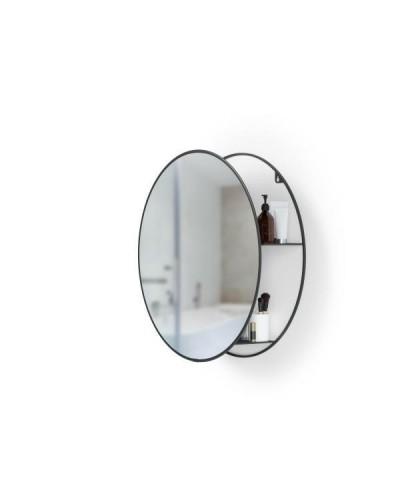 UMBRA lustro z półką CIRKO