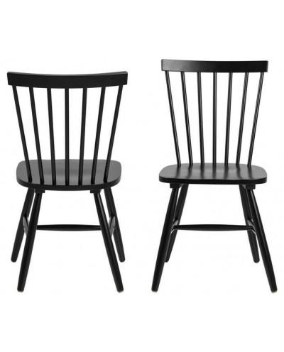 ACTONA krzesło RIANO - czarne