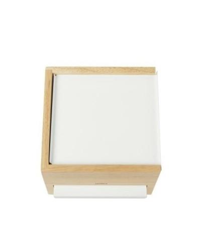 UMBRA pojemnik na biżuterię STOWIT MINI - biały,natural