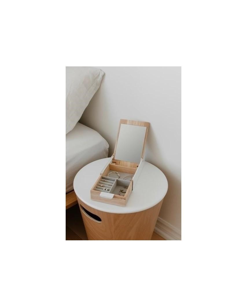 UMBRA szkatułka z lustrem REFLEXION