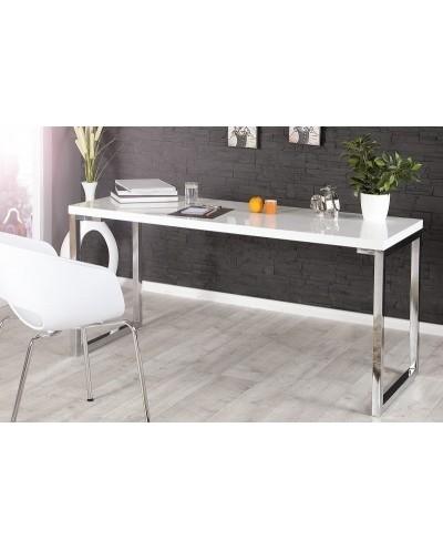 INVICTA biurko VERK 140x60 białe