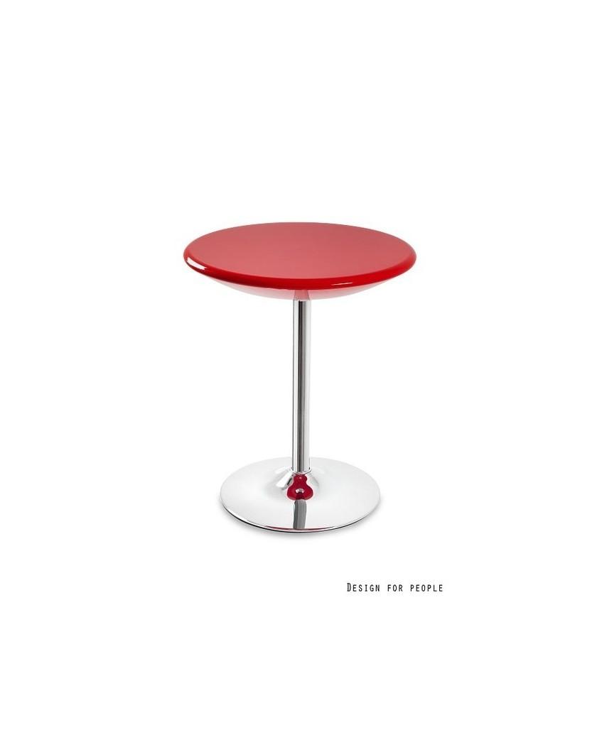Bistro - stolik czerwony