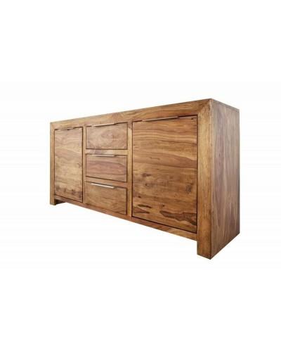 INVICTA komoda LAGOS 135 cm Sheesham - drewno naturalne