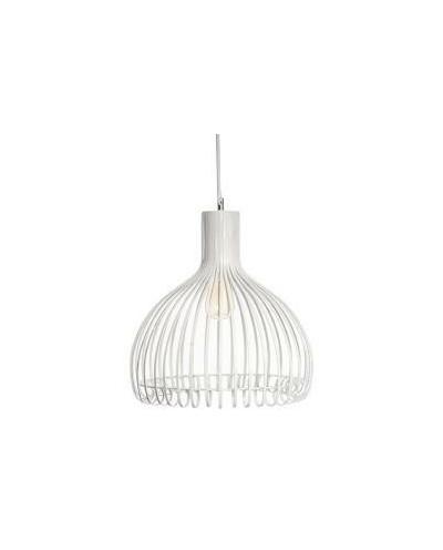 Lampa wisząca Grazia biała Outlet